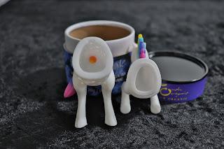 Unicorn Tea infuser set on amazon
