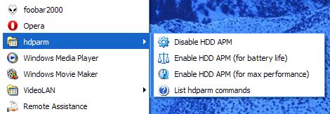 HDPARM TOOL FOR WINDOWS