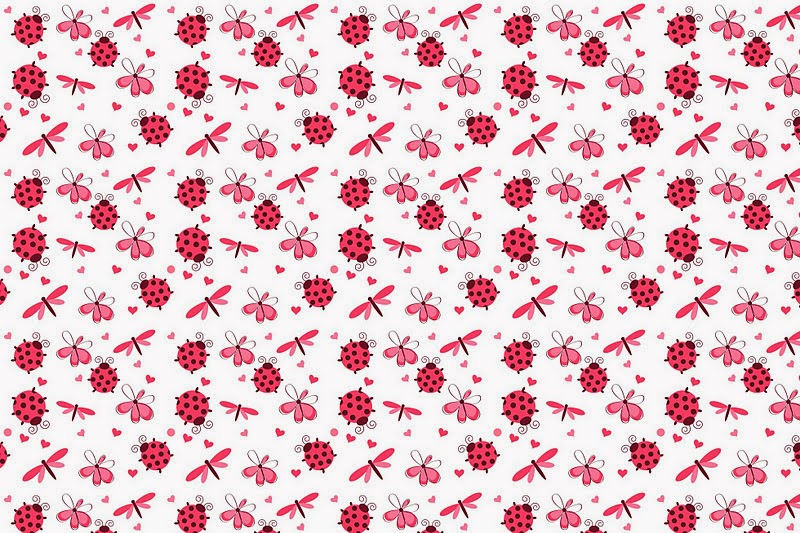 Ladybugs Free Party Printables.