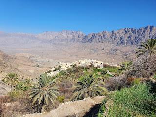 قرية وكان ( ولاية نخل ) Wakan village