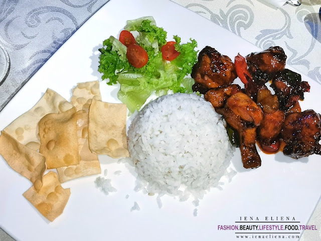 Kung Pow Chicken With Rice | RM11.90