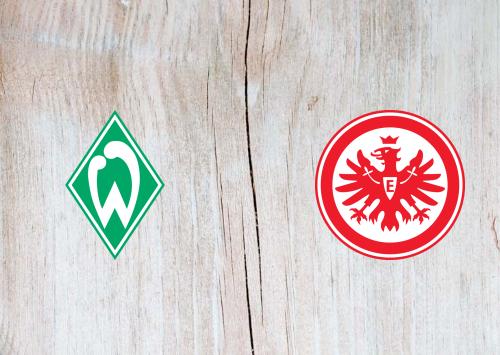 Werder Bremen vs Eintracht Frankfurt -Highlights 3 June 2020