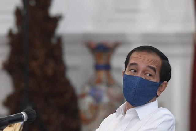 Istana: Jokowi Divaksin Corona Rabu Pagi
