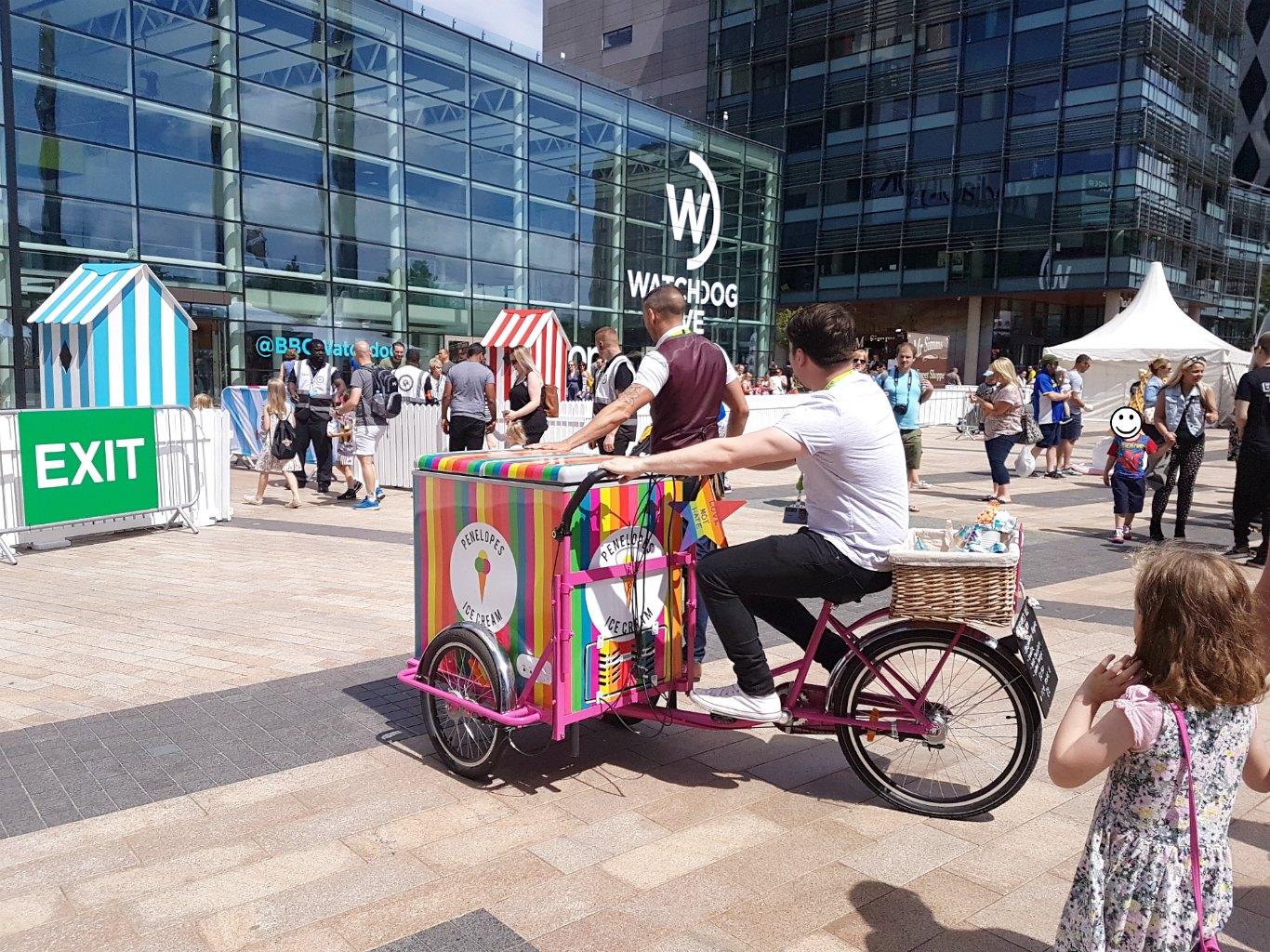 CBBC Events, CBBC Summer Social 2017, Family summer festival