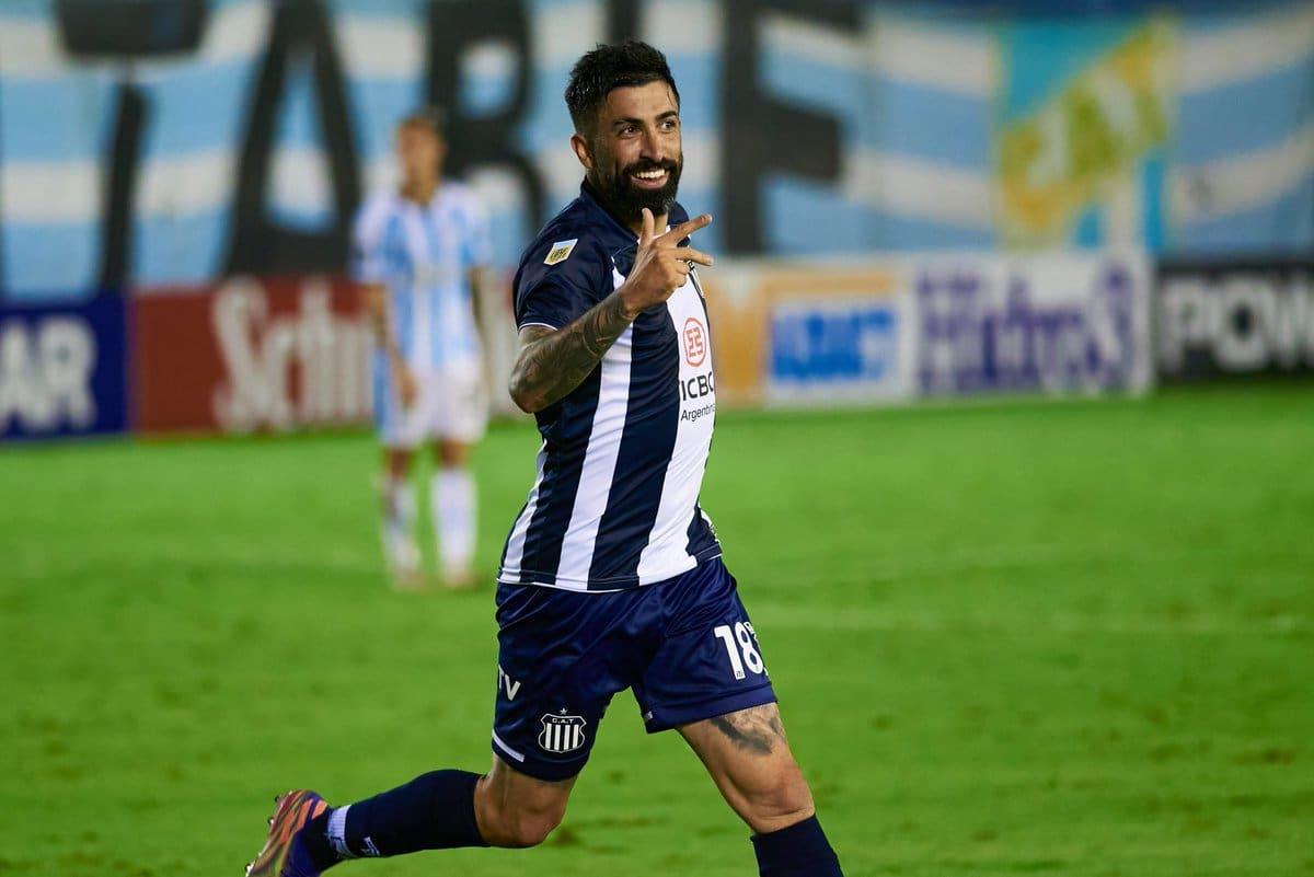Talleres venció a Atlético Tucumán y se metió entre los cuatro primeros de la Zona 2