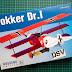 Eduard 1/48 Fokker Dr.I Weekend (8487)