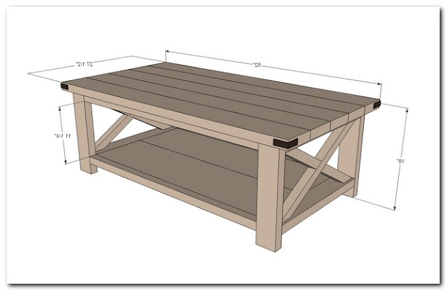 AVERAGE COFFEE TABLE SIZE; Average Size For Coffee Table,