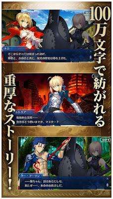 Fate Grand Order Version 1.12.0 Terbaru