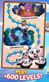 Panda Pop Puzzle Apk Mod (Unlimited Gold) v5.9.009