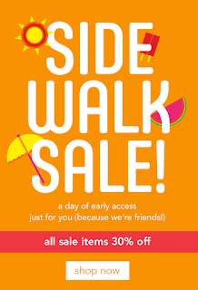 Shop Primary.com Summer Sidewalk Sale
