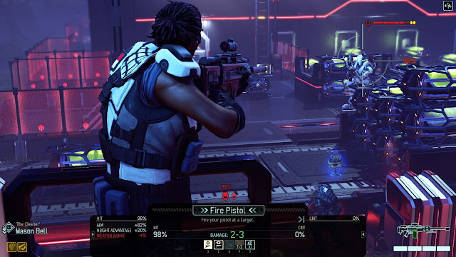 Review of 2016 games.  XCOM 2