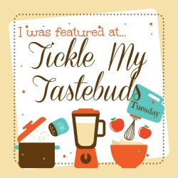 http://www.lorisculinarycreations.com/2016/07/tickle-tastebuds-tuesday-114-live-featuring-desserts/