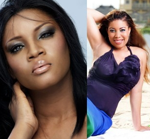 omotola wishes monalisa chinda happy birthday