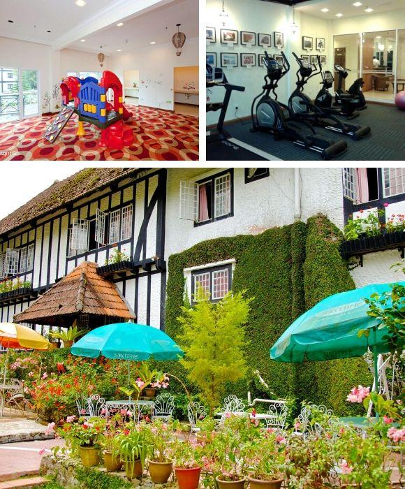 Heritage hotel cameron highland riadah kanak kanak dan dewasa