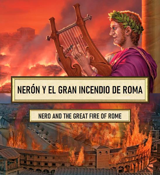 Las fuentes escritas mencionan hasta 88 grandes incendios en la historia de Roma antigua, sin embargo, uno ha destacado por encima de los demás, el gran incendio ocurrido bajo el reinado de Nerón.