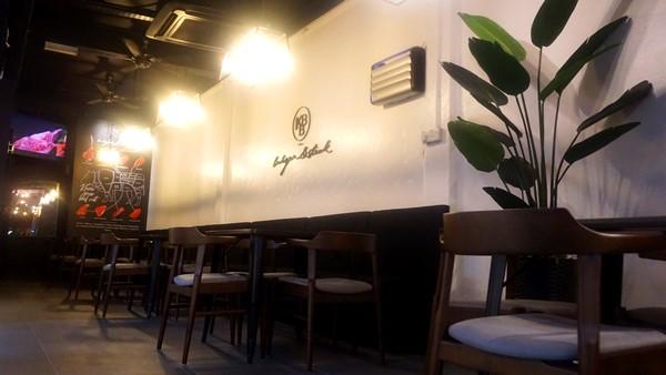 Kedai Makan Steak Sedap di Kota Bharu Kelantan