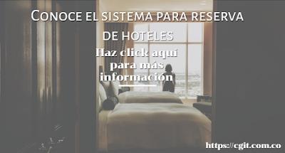 Sistema reserva hoteles y hostales