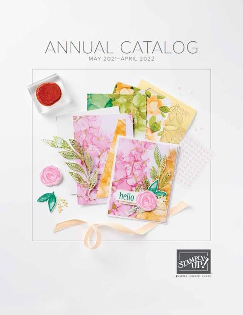 Stampin' Up! new catalog 2021-2022PDF