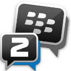 download 2lines for bbm to open more than one  accaent on one device