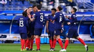 موعد مباراة فرنسا وسويسرا في بطولة يورو 2020..