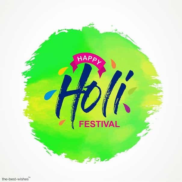 holi wishes hd