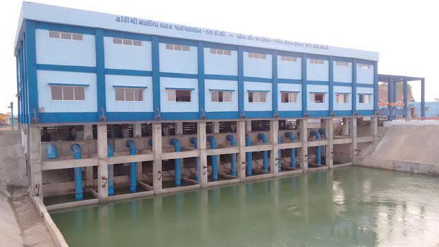 Water Grid - Gujarat, India
