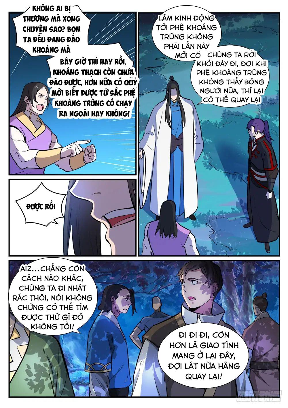 Bách Luyện Thành Thần Chapter 410 video - Hamtruyen.vn