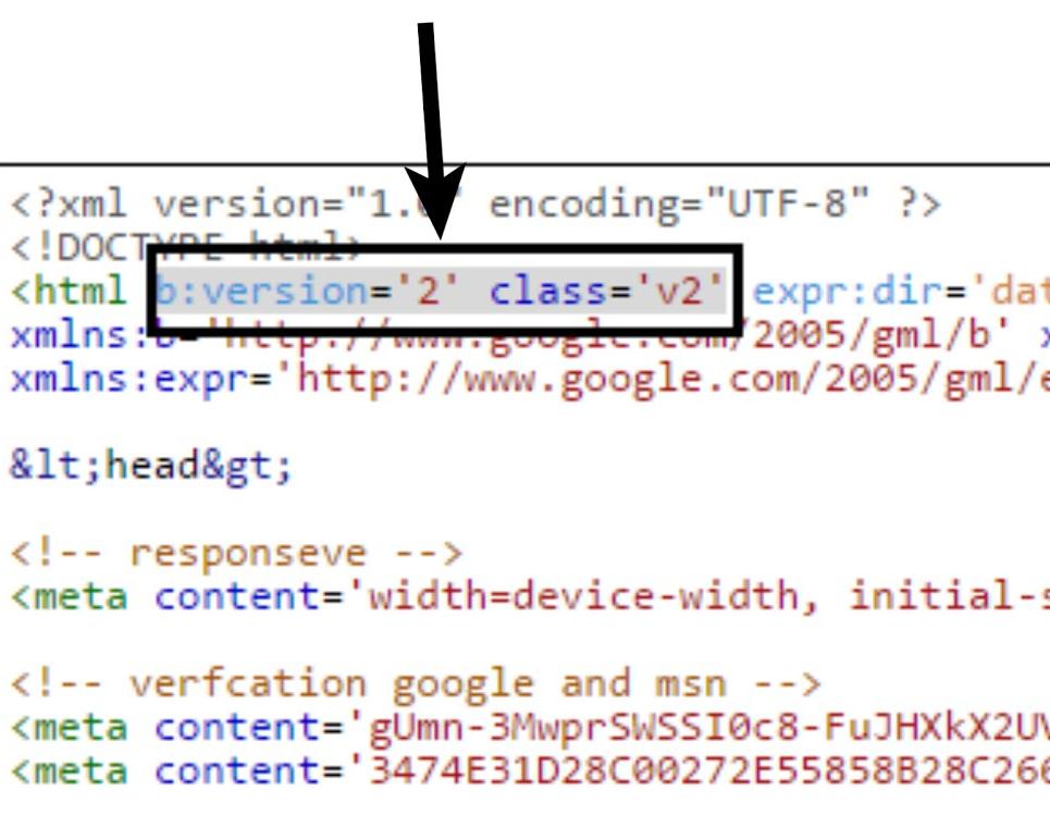 كيفية حذف النقاط السوداء من التخطيط لمدونات بلوجر