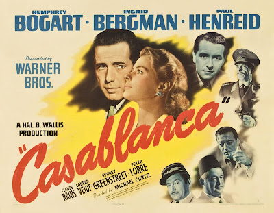 Casablanca clásico Hollywood