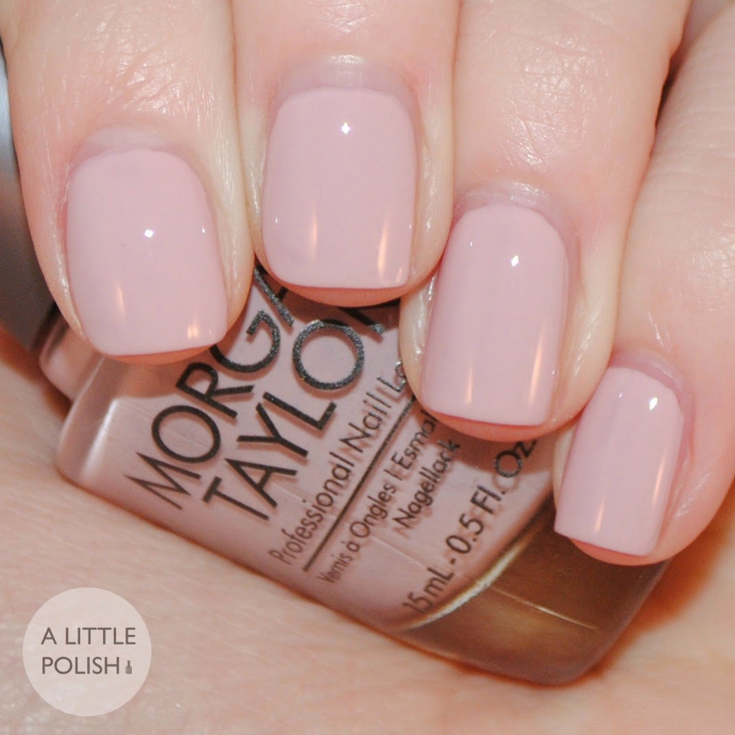 A Little Polish Morgan Taylor Swatches Amp Review