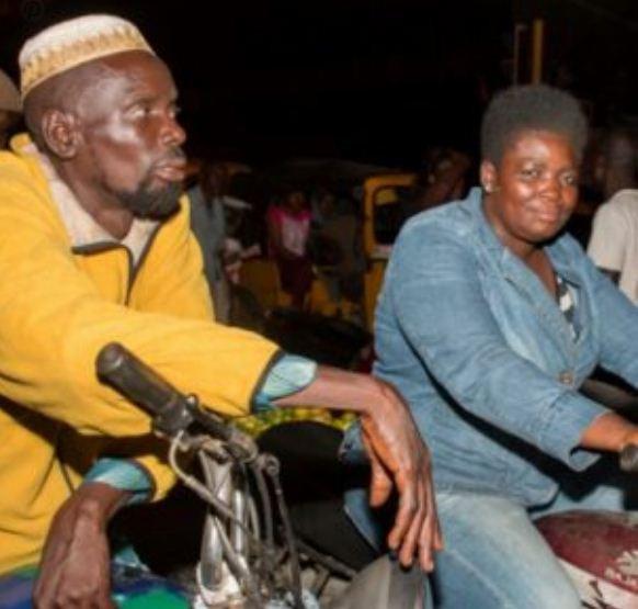 Meet Igbo woman who rides okada in Lagos, says it's her destiny