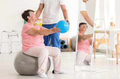 Perawatan Pasien Stroke di Rumah