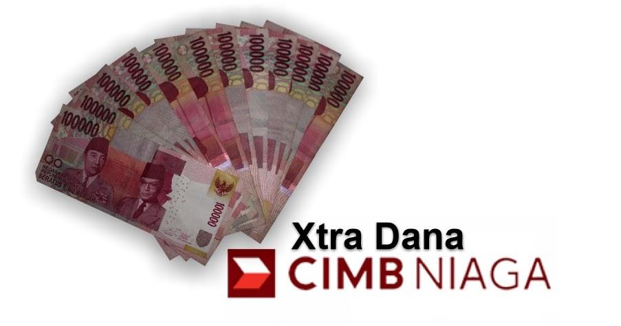 Tabel Angsuran KTA Bank CIMB Niaga Terbaru - KTA BANK 2020