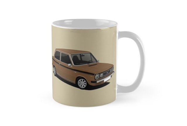 DAF 66 coffee mugs