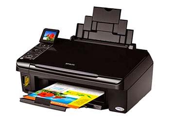 Scanner Software Epson Stylus SX405