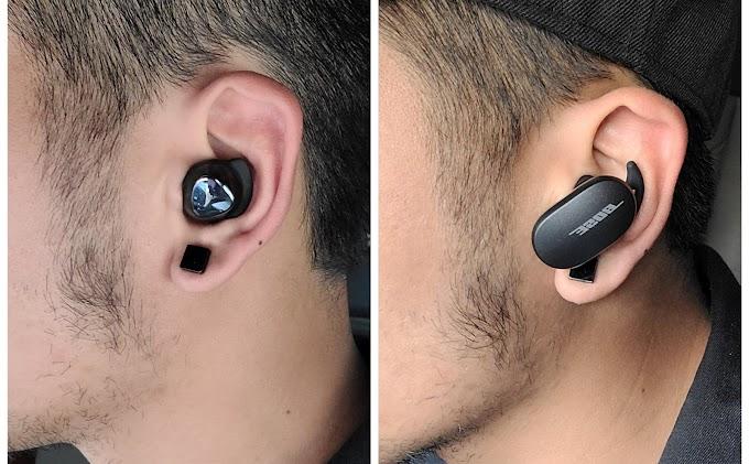 Review bose quiet comfort earbuds