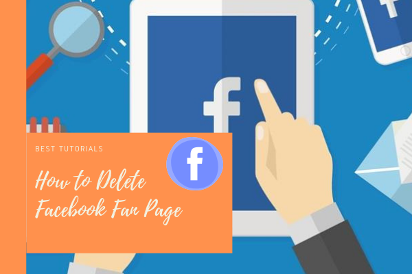 How To Delete A Created Facebook Page<br/>