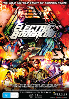 Electric Boogaloo The Wild Untold Story of Cannon Films Movie Review