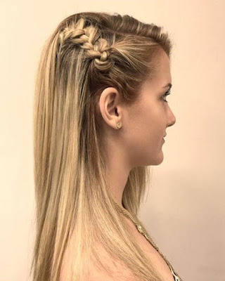 hairstyle for teen for school