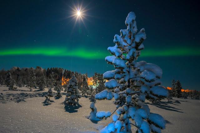 Hoe maak je de beste foto van het noorderlicht?