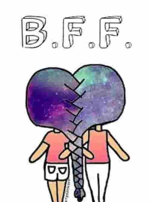 Kawaii Desenhos Tumblr Bff Kawaii