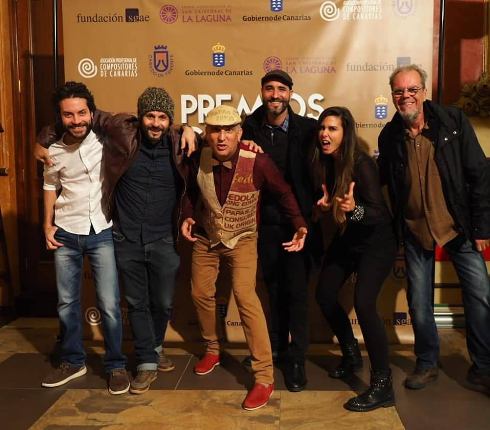 Kakofonías obtiene el premio al mejor disco