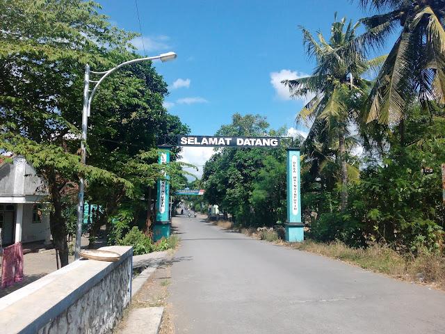 Desa Wringinputih Muncar Banyuwangi