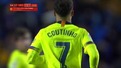 CDR-16 Levante 2 vs 1 Barcelona 10-01-2019