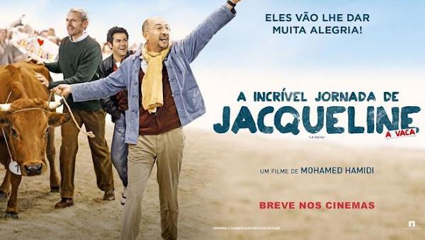 A Incrível Jornada de Jacqueline A Vaca Torrent – BluRay Rip 720p e 1080p Dual Áudio 5.1 (2016)