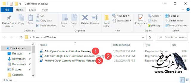 Folder Content
