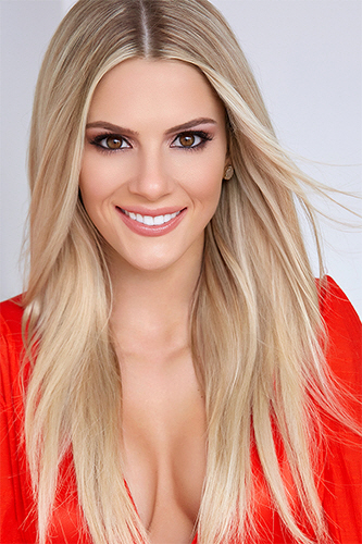 Miss USA 2018 Candidates Contestants Delegates Nebraska Sarah Summers