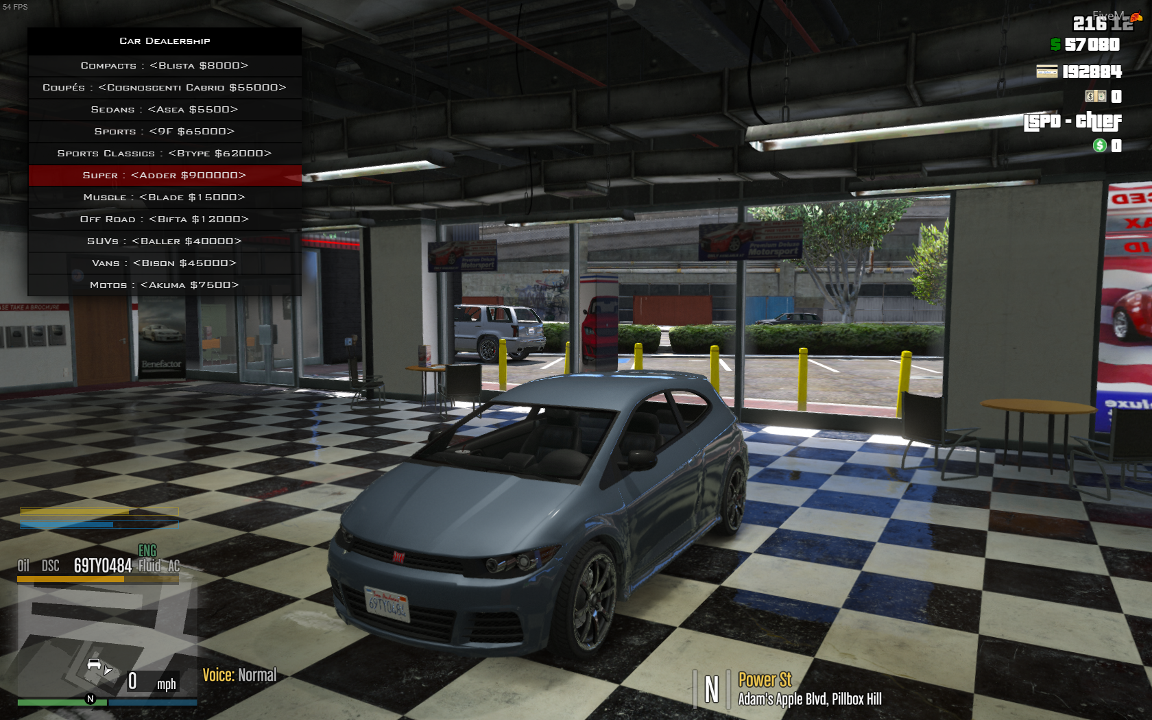 How to Download and setup vehicle shop in fivem server with esx_vehicleshop