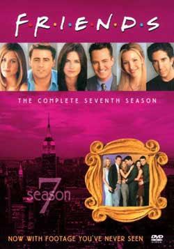 Friends (2000) Season 7 Complete