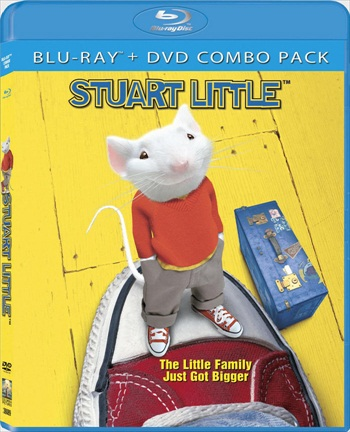 Stuart Little 1999 Dual Audio Bluray Movie Download